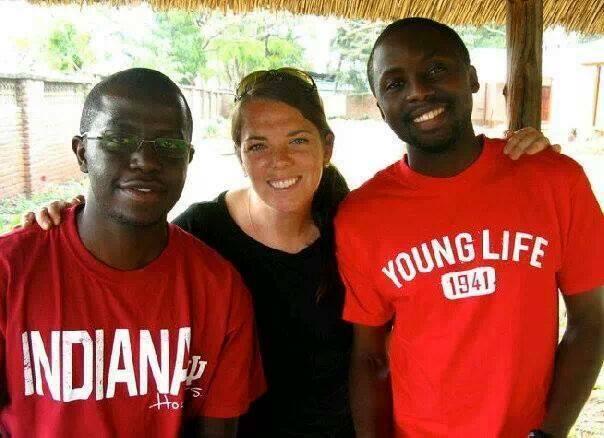 Wanangwa Sanga, Sarah Adams and Lusayo Mhango